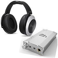 AUDEZE SINE On-Ear Closed-Back Headphone + iFi Nano-iDSD PCM/DSD/DXD DAC Decoder