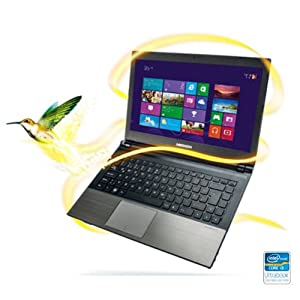 41gVm567EfL. AA300  MEDION  (14 Zoll) Ultrabook (Intel Core i3 3217U, 1,8GHz, 4GB RAM, 1000GB HDD, 32GB SSD, WLAN, Bluetooth, HDMI, DVD, Win8) f&uuml;r 406,95&euro;