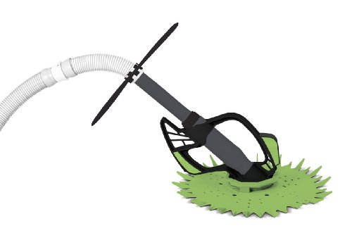 Kokido Dipper Max Automatic Pool Cleaner Vacuum front-38659