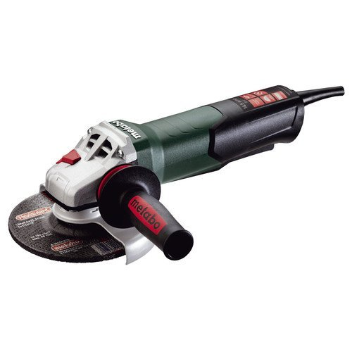 Metabo 600507420 14.5 Amp 6 in. Angle Grinder with TC Electronics and Non-Locking Paddle Switch (Metabo Cutoff Grinder compare prices)