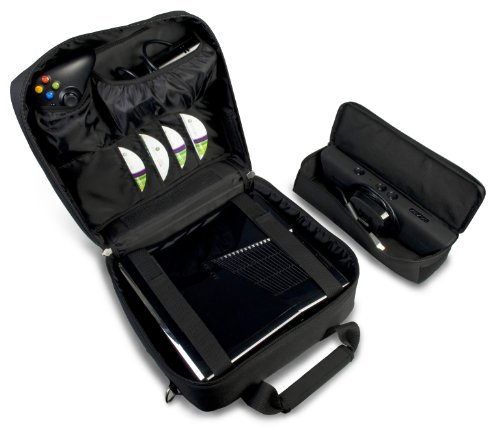 Xbox 360 Slim and Kinect Carrying Case