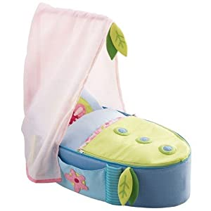 Haba Doll's Carrying Cot
