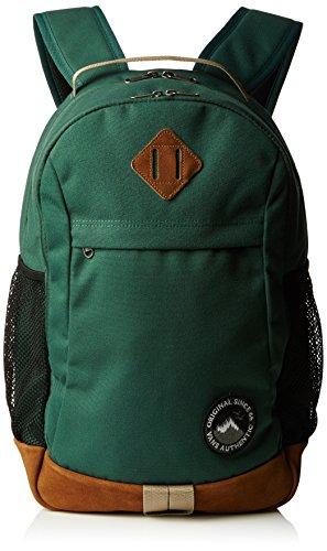 Vans Skooled Backpack - Zaino Uomo, Multicolore (Trekking Green), One Size