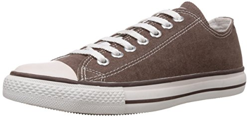Converse-Unisex-Brown-Canvas-Sneakers-10-UK-0104192BR