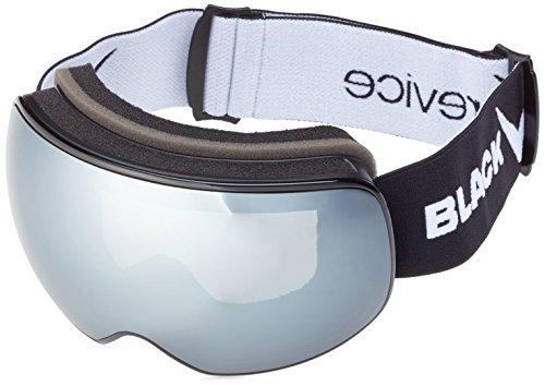 Black Crevice Magnetskibrille