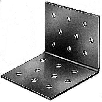 Lochplatten-Winkel, VA, 60x60x60 mm 60x60x60 mm, VA