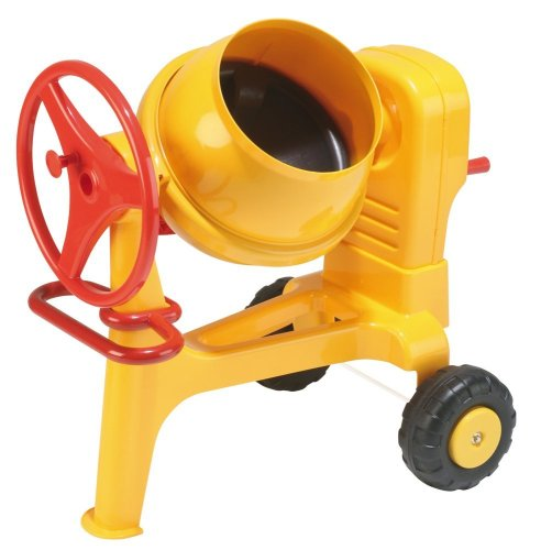Why Choose Wader Construction Cement Mixer