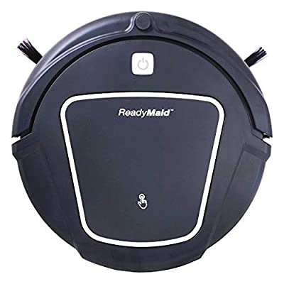Exilient ReadyMaid Robotic Vacuum Cleaner with Large Dry/Wet Mop (Without Virtual Wall)