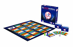 Fundex Games New York Yankees All About Baseball Trivia by Fundex Games
