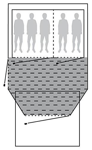 Outwell-Roswell-5ATC-Fleece-Teppich