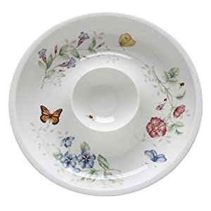 Lenox Butterfly Meadow Chip and Dip at Sears.com