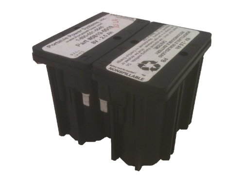 Enersys (Hawker) Cyclon 0819-0019 D-Cell 8 Volt/2.5 Amp Hour Sealed Lead Acid Battery