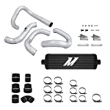 Mishimoto MMINT-GEN4-10RBK Black Race Intercooler and Piping Kit for Hyundai Genesis 2.0T
