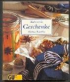 Kulinarische Geschenke. by Marlisa Szwillus