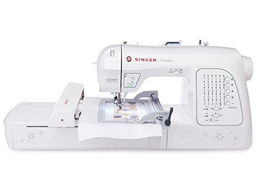 Singer XL-420 Futura Emboidery Machine (Singer 420 Futura compare prices)
