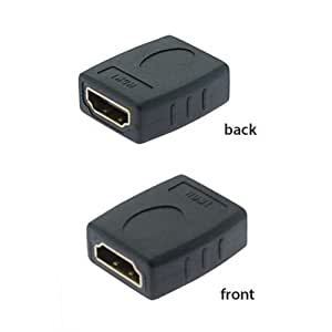 C&E CNE85002 HDMI Female to Female Adapter Coupler
