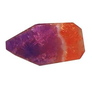 Rose Amethyst Soap Rock