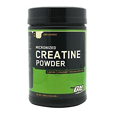 Optimum Nutrition - Micronized Creatine Powder Creapure Unflavored