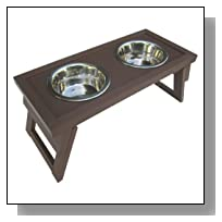 Hi-Lo Raised Double Diner - Large - Russet