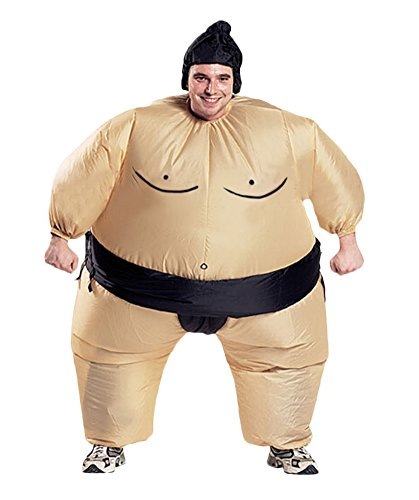 Ace Halloween Adult Inflatable Suit Sumo Costumes