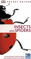 Insects and Spiders (RSPB Pocket Nature)