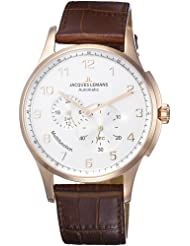 Men's London Automatic 1-1525C Brown Leather