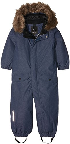 NAME IT Jungen Schneeanzug Nitmedenim M Snowsuit Dress Blue Fo 316