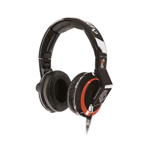 Skullcandy - Nba Mix Master Over-Ear Headphones In Heat