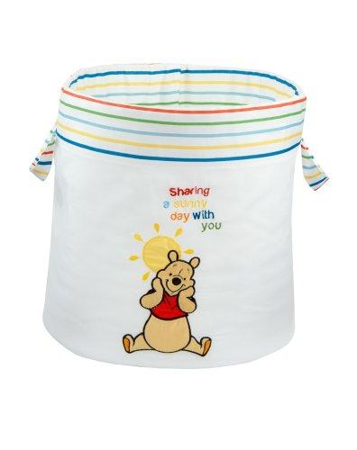 Disney Pooh Sunny Day Storage Tub