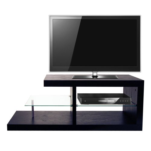 meubles tv halo meuble de tv table basse noir. Black Bedroom Furniture Sets. Home Design Ideas