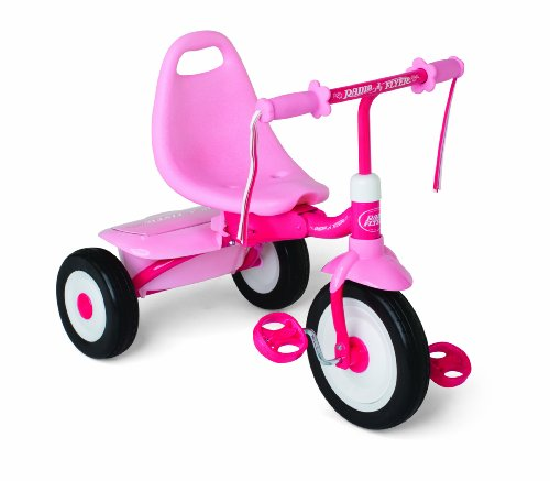 Radio-Flyer-Girls-Fold-2-Go-Trike-Pink