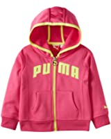 PUMA Little Girls' Active Core Hoodie