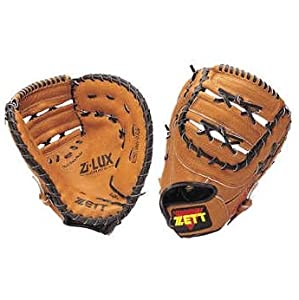 Zett Adult First Base Mitt BIF-1403 (Right Handed Throw)