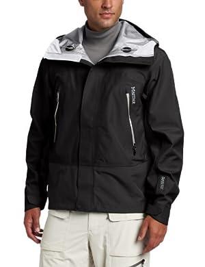 (疯抢)土拨鼠最顶尖GORE-TEX Products 三层连帽冲锋衣 黑$171.94 Marmot Spire