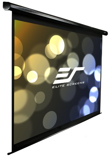 Check Out This Elite Screens ELECTRIC125H Electric Projection Screen -125-Inch 16:9 AR