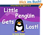 Little Penguin Gets Lost! (English Ed...