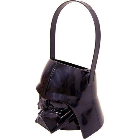 [Darth Vader Halloween Candy Pail] (Costume Halloween Walmart)