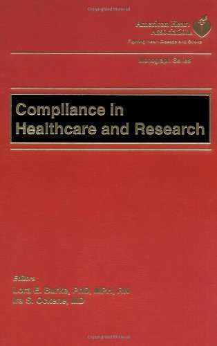 compliance-in-healthcare-and-research-american-heart-association-monograph-series-2001-02-15
