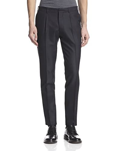 Valentino Men's Single Pleat Pant
