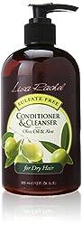 Lisa Rachel Conditioner & Cleanser for For Dry Hair 12 oz.