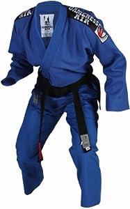 Blue Gameness Air Kimono (Gi) by Gameness