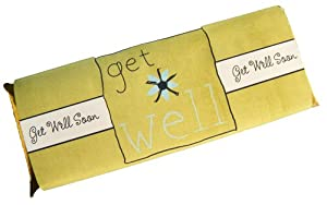 Olde Naples Chocolate Green Box Get Well Soon Dark Chocolate Candy Bar, 2.5-Ounce (Pack of 4)