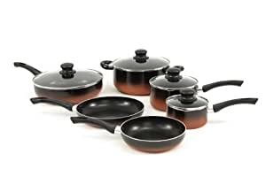 Art and cuisine 2183 evolution cookware sets for Art and cuisine ceramic cookware
