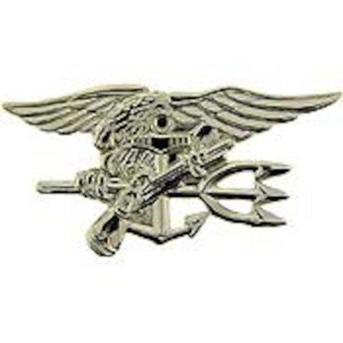 """U.S. Navy Seal Trident Pin 1 1/8"""""""