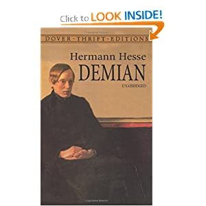 demian by hermann hesse essay Herman hesse demian hermann hesse essay describes knowledge in siddhartha as something that can only be obtained through self-discoveries and experiences demian was first published the story of emil sinclair's youth is a bildungsroman by hermann hesse, first published in 1919 a prologue was added in 1960 시사영어사 편집국 편.