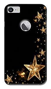Expertdeal 3D Printed Hard Designer Apple iPhone 7 Mobile Back Cover Case Cover