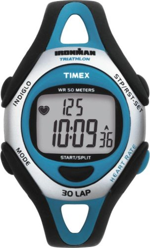 Cheap Timex Ironman T59761 Midsize 30-Lap Digital Fitness Heart Rate Monitor Watch (T59761F5)