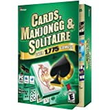 Cards, Mahjongg & Solitaire ~ Masque Publishing