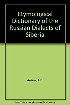 Of russian dialects began at