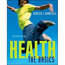 VangoNotes for Health: The Basics, 7/e  by Rebecca Donatelle Narrated by Stow Lovejoy, Alyson Silverman